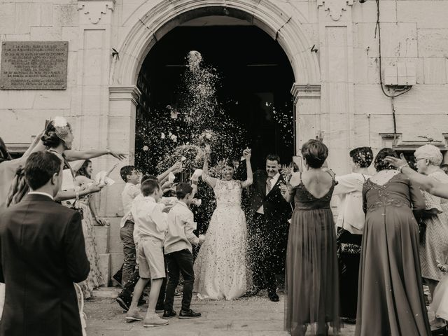 La boda de Marcos y Gisela en Saelices, Cuenca 63