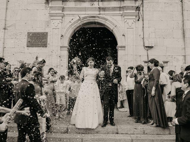 La boda de Marcos y Gisela en Saelices, Cuenca 64