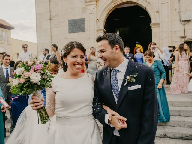 La boda de Marcos y Gisela en Saelices, Cuenca 65