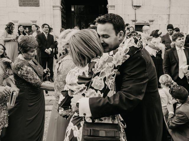 La boda de Marcos y Gisela en Saelices, Cuenca 67