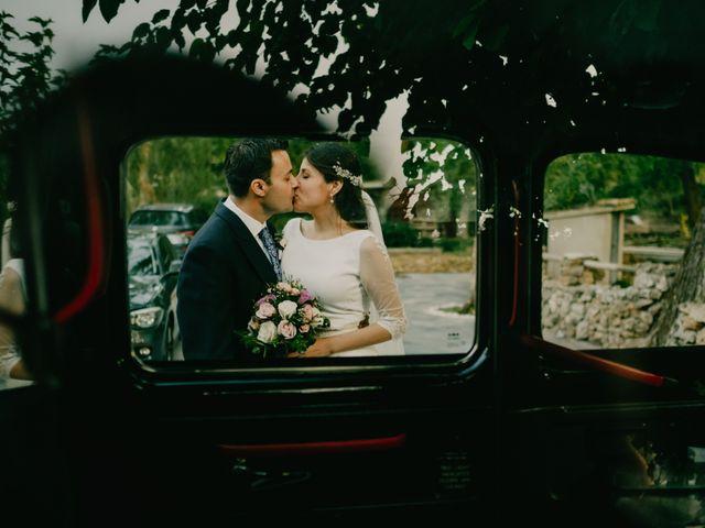 La boda de Marcos y Gisela en Saelices, Cuenca 70