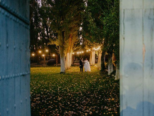 La boda de Marcos y Gisela en Saelices, Cuenca 79
