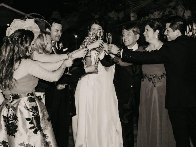 La boda de Marcos y Gisela en Saelices, Cuenca 80