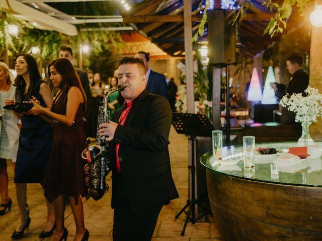 La boda de Marcos y Gisela en Saelices, Cuenca 81