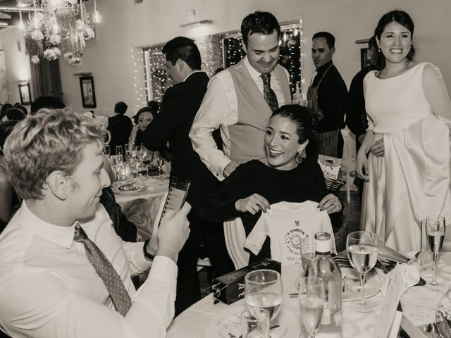 La boda de Marcos y Gisela en Saelices, Cuenca 89