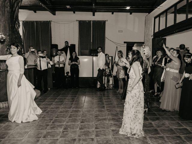 La boda de Marcos y Gisela en Saelices, Cuenca 90