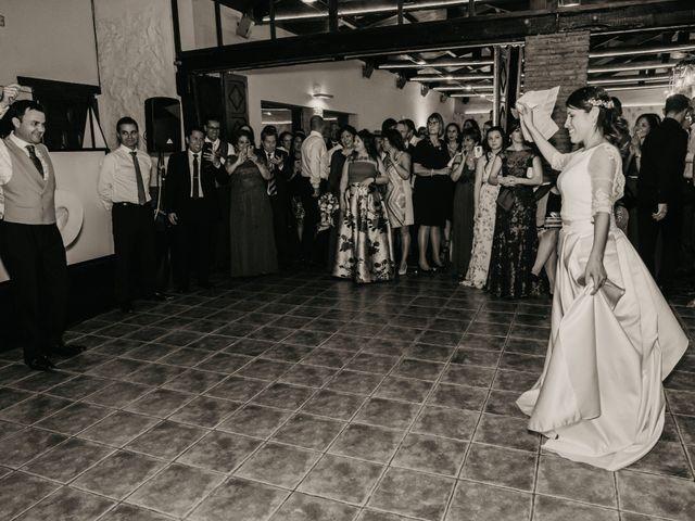 La boda de Marcos y Gisela en Saelices, Cuenca 92