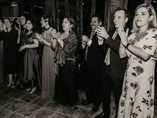 La boda de Marcos y Gisela en Saelices, Cuenca 93