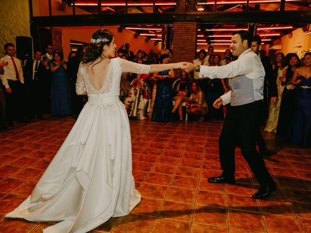 La boda de Marcos y Gisela en Saelices, Cuenca 94