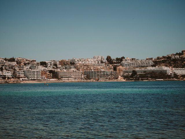 La boda de Christelle y Erol en Cala De San Vicente Ibiza, Islas Baleares 35