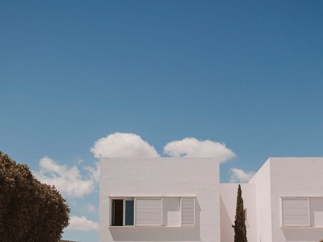 La boda de Christelle y Erol en Cala De San Vicente Ibiza, Islas Baleares 36