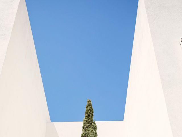 La boda de Christelle y Erol en Cala De San Vicente Ibiza, Islas Baleares 37