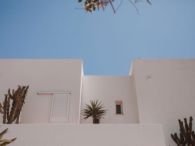 La boda de Christelle y Erol en Cala De San Vicente Ibiza, Islas Baleares 38
