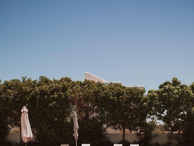 La boda de Christelle y Erol en Cala De San Vicente Ibiza, Islas Baleares 45