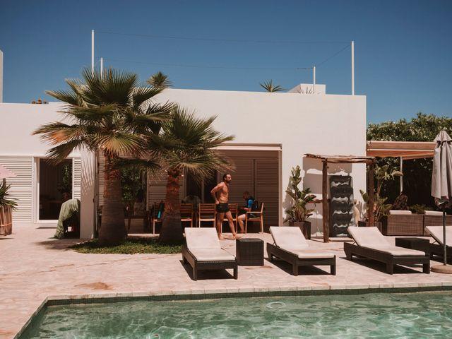 La boda de Christelle y Erol en Cala De San Vicente Ibiza, Islas Baleares 48