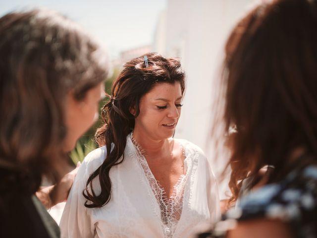 La boda de Christelle y Erol en Cala De San Vicente Ibiza, Islas Baleares 65