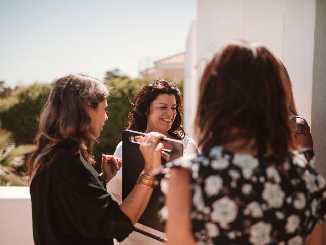 La boda de Christelle y Erol en Cala De San Vicente Ibiza, Islas Baleares 66