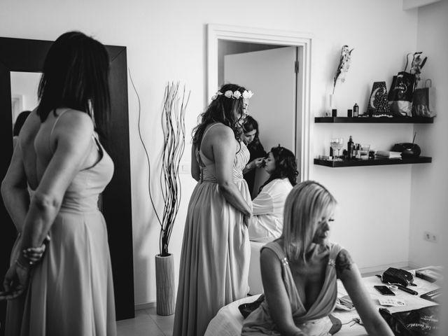 La boda de Christelle y Erol en Cala De San Vicente Ibiza, Islas Baleares 69