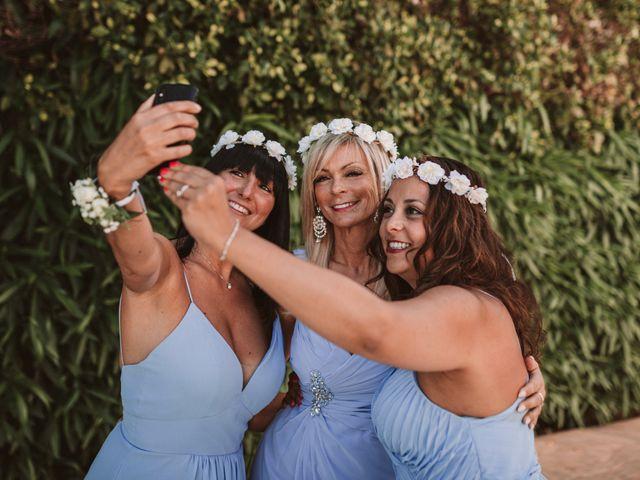 La boda de Christelle y Erol en Cala De San Vicente Ibiza, Islas Baleares 72