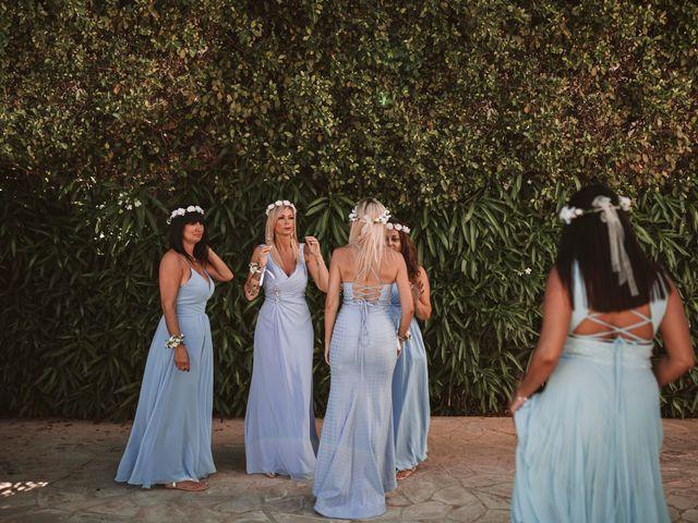 La boda de Christelle y Erol en Cala De San Vicente Ibiza, Islas Baleares 73