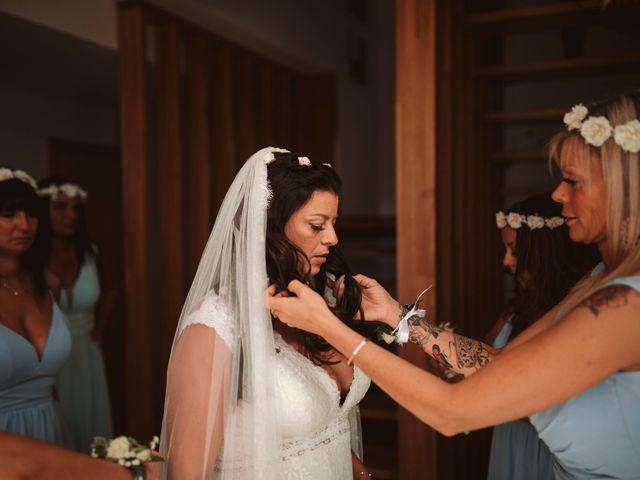 La boda de Christelle y Erol en Cala De San Vicente Ibiza, Islas Baleares 82