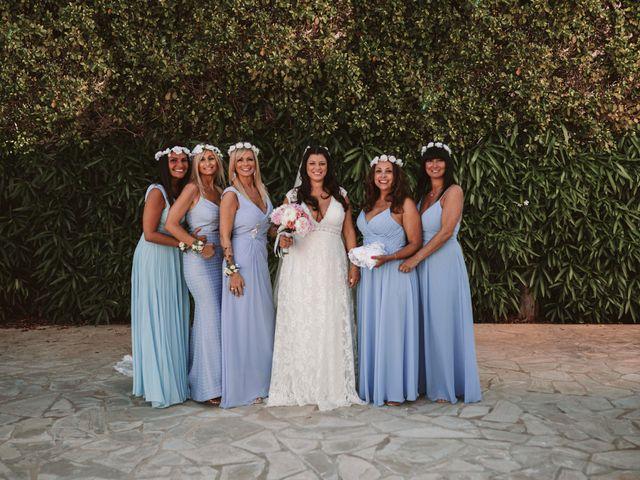 La boda de Christelle y Erol en Cala De San Vicente Ibiza, Islas Baleares 86