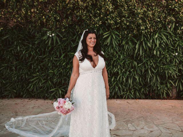 La boda de Christelle y Erol en Cala De San Vicente Ibiza, Islas Baleares 87