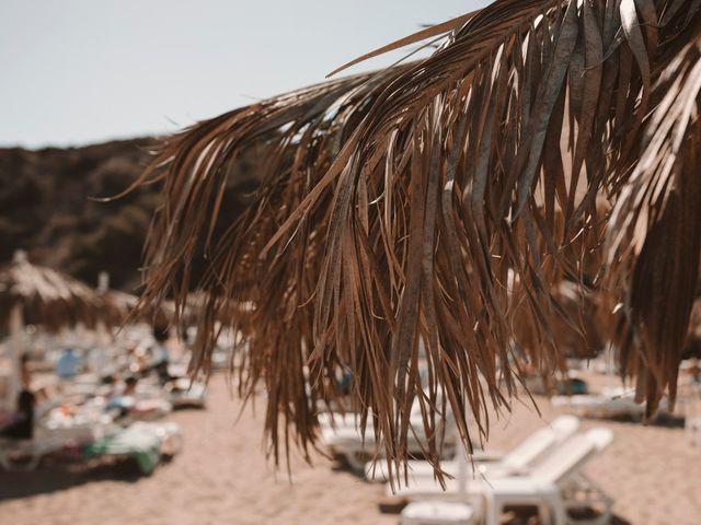 La boda de Christelle y Erol en Cala De San Vicente Ibiza, Islas Baleares 104