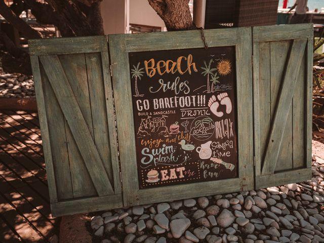 La boda de Christelle y Erol en Cala De San Vicente Ibiza, Islas Baleares 107