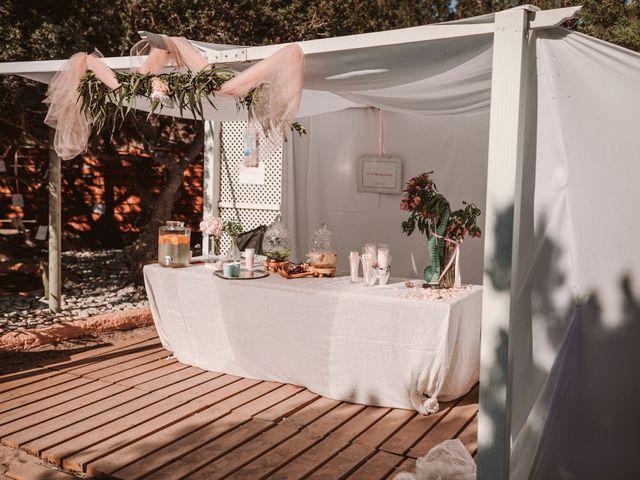 La boda de Christelle y Erol en Cala De San Vicente Ibiza, Islas Baleares 112