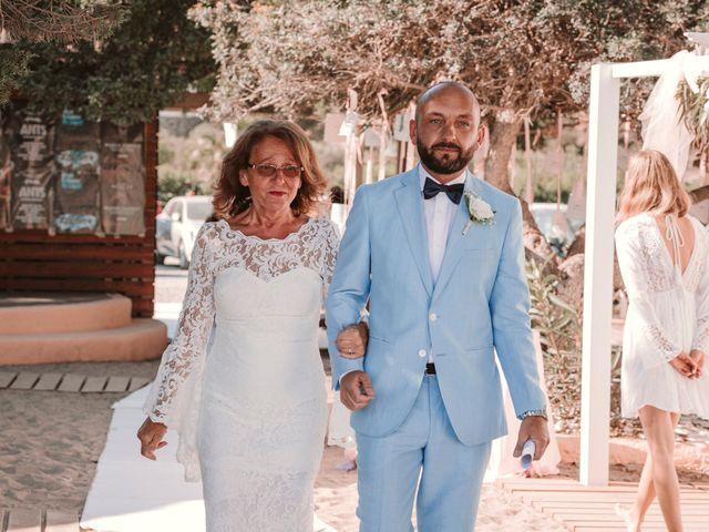 La boda de Christelle y Erol en Cala De San Vicente Ibiza, Islas Baleares 117