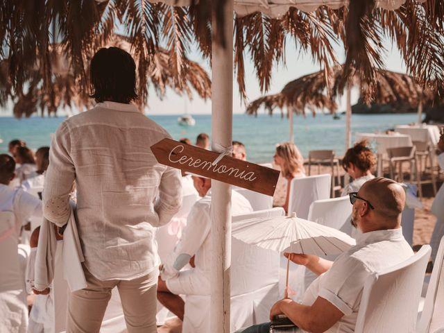La boda de Christelle y Erol en Cala De San Vicente Ibiza, Islas Baleares 118