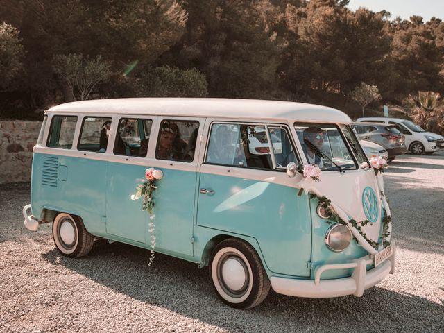 La boda de Christelle y Erol en Cala De San Vicente Ibiza, Islas Baleares 119