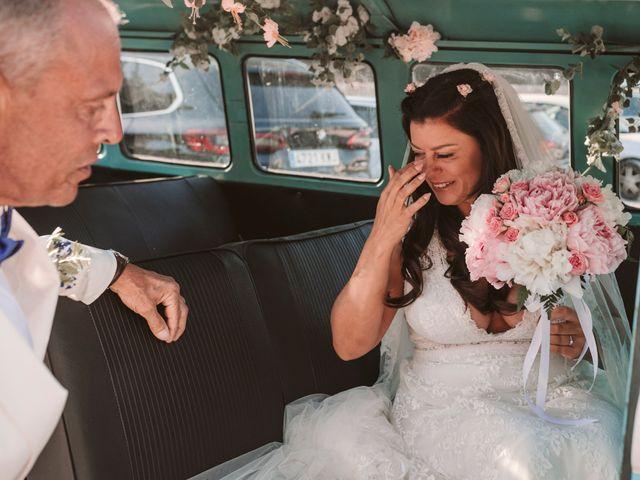 La boda de Christelle y Erol en Cala De San Vicente Ibiza, Islas Baleares 123