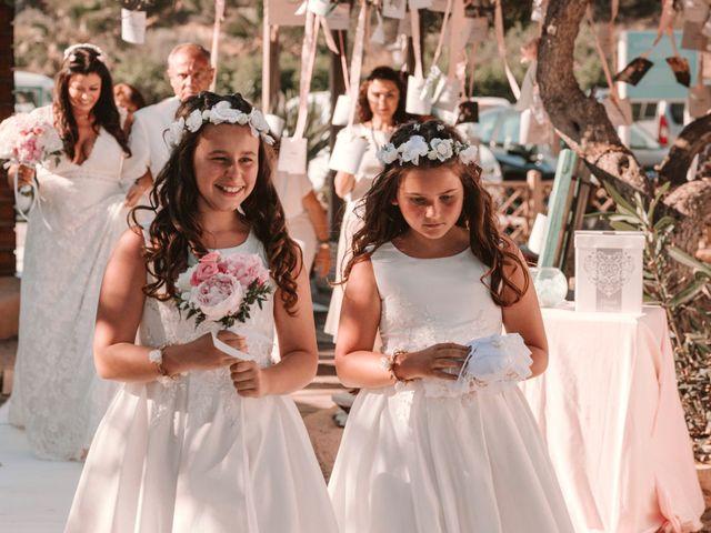 La boda de Christelle y Erol en Cala De San Vicente Ibiza, Islas Baleares 127