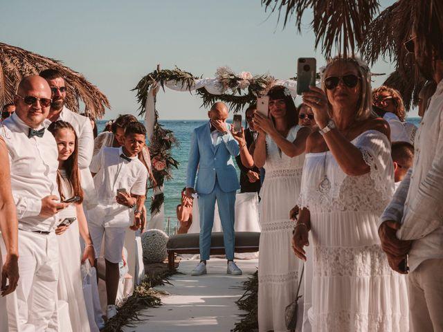 La boda de Christelle y Erol en Cala De San Vicente Ibiza, Islas Baleares 129