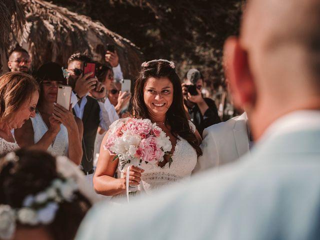 La boda de Christelle y Erol en Cala De San Vicente Ibiza, Islas Baleares 132
