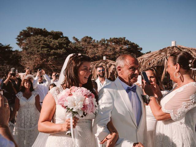 La boda de Christelle y Erol en Cala De San Vicente Ibiza, Islas Baleares 133