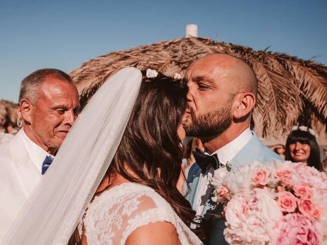 La boda de Christelle y Erol en Cala De San Vicente Ibiza, Islas Baleares 134
