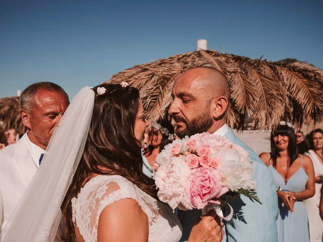 La boda de Christelle y Erol en Cala De San Vicente Ibiza, Islas Baleares 135