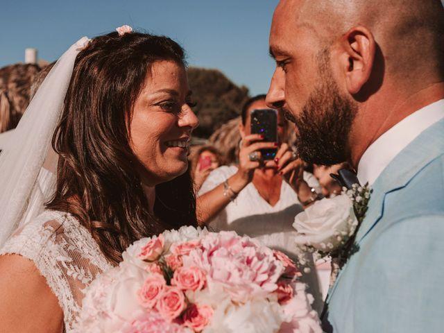 La boda de Christelle y Erol en Cala De San Vicente Ibiza, Islas Baleares 136