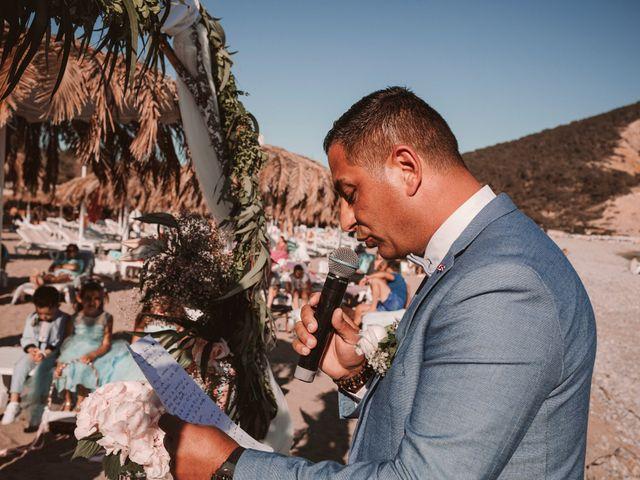 La boda de Christelle y Erol en Cala De San Vicente Ibiza, Islas Baleares 137