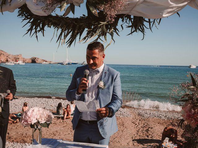 La boda de Christelle y Erol en Cala De San Vicente Ibiza, Islas Baleares 138