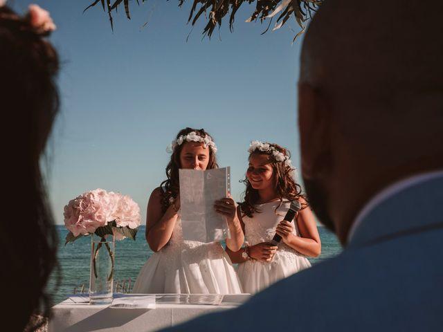 La boda de Christelle y Erol en Cala De San Vicente Ibiza, Islas Baleares 150
