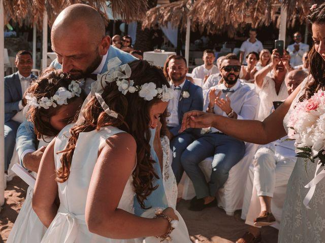 La boda de Christelle y Erol en Cala De San Vicente Ibiza, Islas Baleares 152