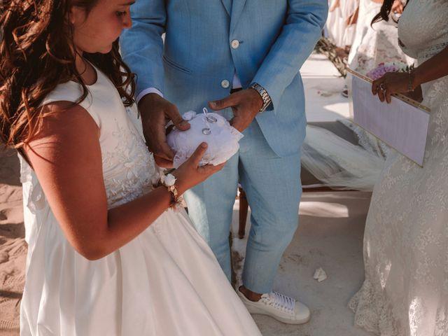 La boda de Christelle y Erol en Cala De San Vicente Ibiza, Islas Baleares 155