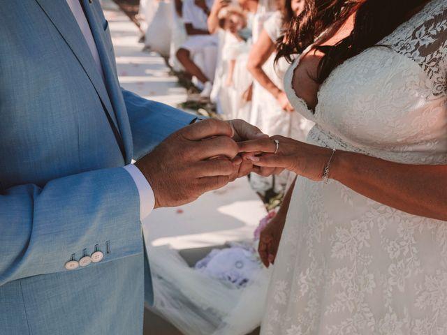 La boda de Christelle y Erol en Cala De San Vicente Ibiza, Islas Baleares 156
