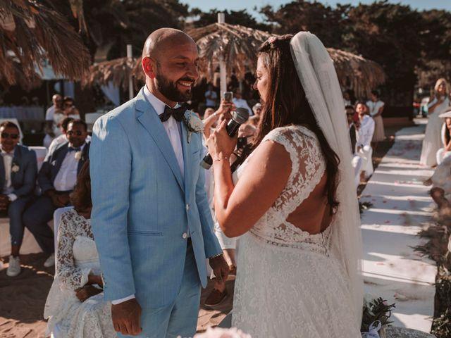 La boda de Christelle y Erol en Cala De San Vicente Ibiza, Islas Baleares 159