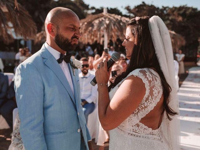 La boda de Christelle y Erol en Cala De San Vicente Ibiza, Islas Baleares 160
