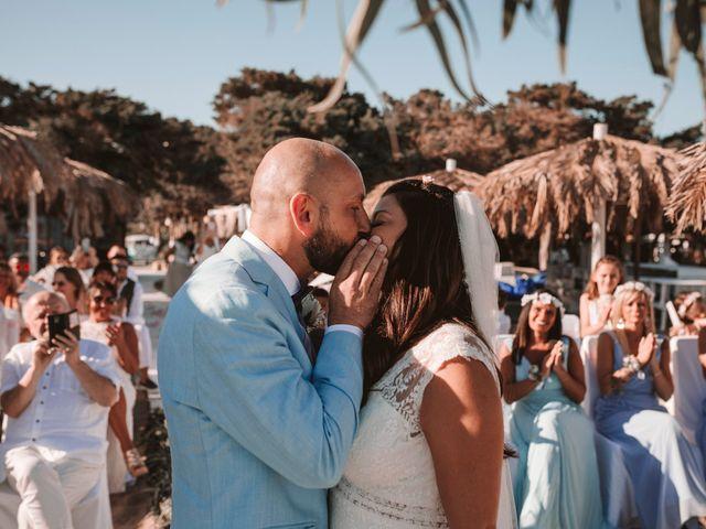 La boda de Christelle y Erol en Cala De San Vicente Ibiza, Islas Baleares 162